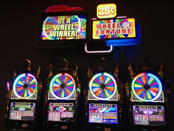 wheel of fortune winning words casino