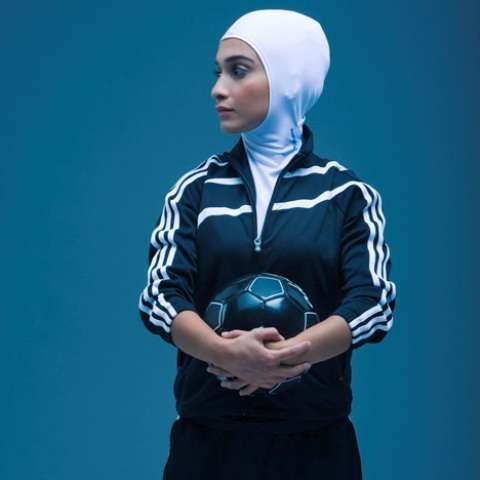 #hijabi #athlete #workit