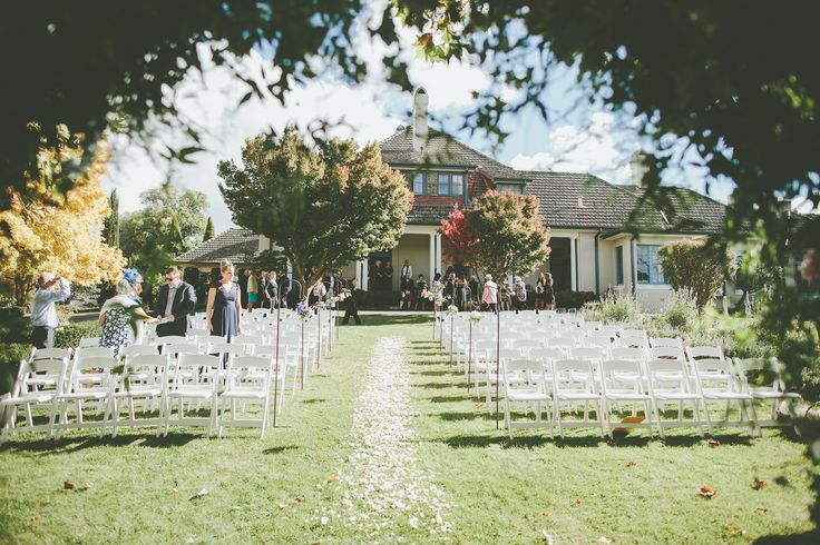 Great place for a garden wedding. Peppers Manor House Southern Highlands NSW Australia.
