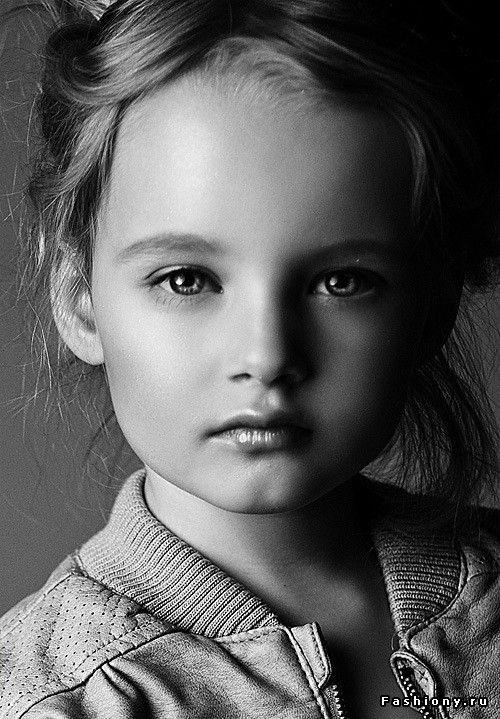 Дети модели / красивые дети модели