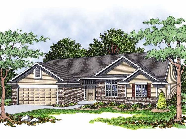 eplans cottage house plan looks can be deceiving 1537