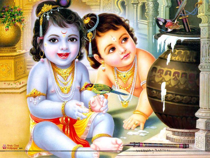 Sri Krishna Janmashtami Wallpaper & Photo Galleries