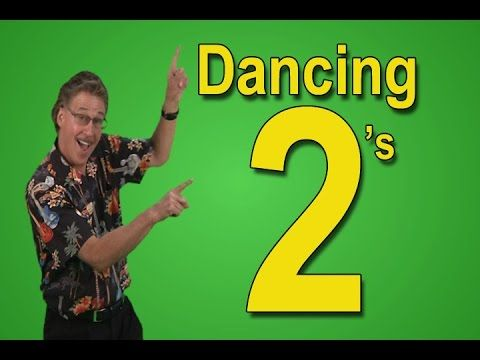 ▶ Count by 2 | Dancing 2's | Skip Counting by 2 | Count to 100 | Educational Songs | Jack Hartmann - YouTube