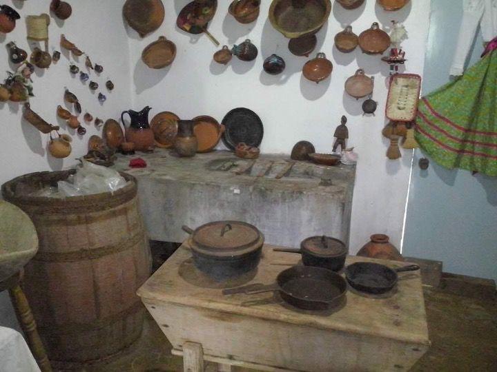 La cocina es netamente mexicana como parte de una for Como se disena una cocina