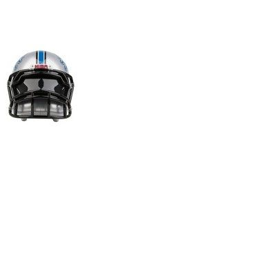 NFL Detroit Lions 11 Bluetooth Helmet Speaker - Gray