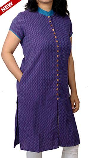 Office wear for women, Corporate Kurtas, Indian Concepts Corporate Kurtas, Cotton Kurtas for Women