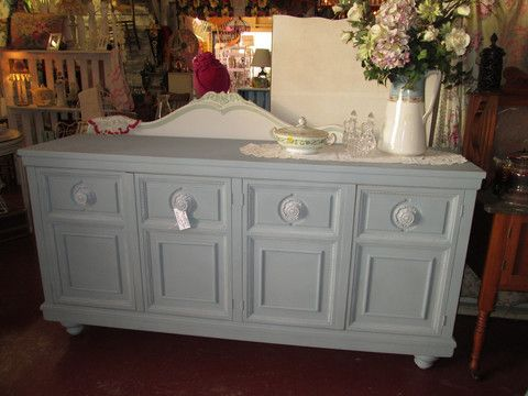 17 Best Images About Painted Furniture On Pinterest Black China Cabinets Gray Dresser And Gray