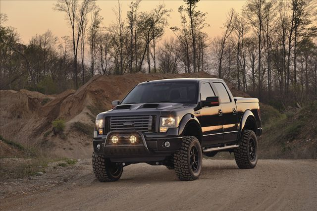 Ford F150 Raptor Black Ops F-150 black ops · found on drivetuscany ...
