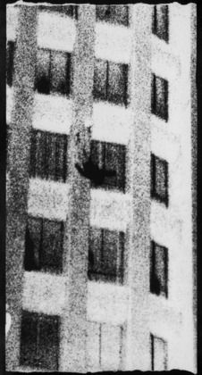 Sarah Charlesworth, Thomas Brooks Simmons, Bunker Hill Towers, Los Angeles