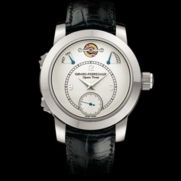 Girard Perregaux Opera Three Musical Hours Luxury Watch