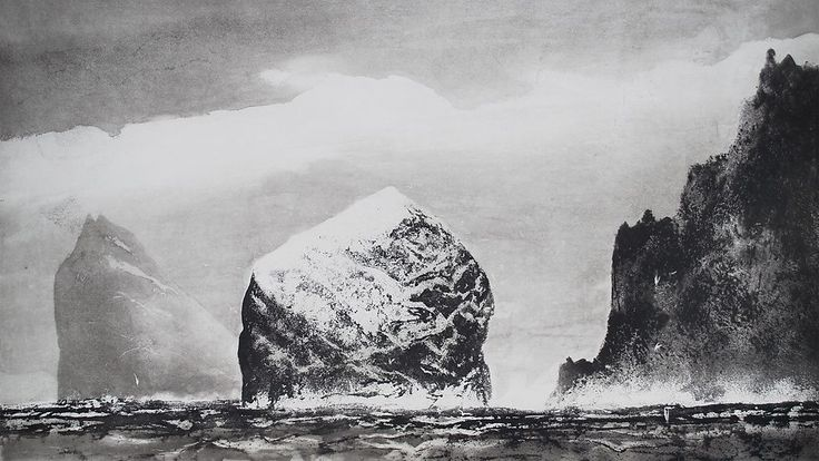BBC - BBC Arts - Norman Ackroyd: Etchings