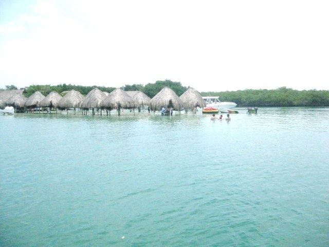 Cholón Island in Barú