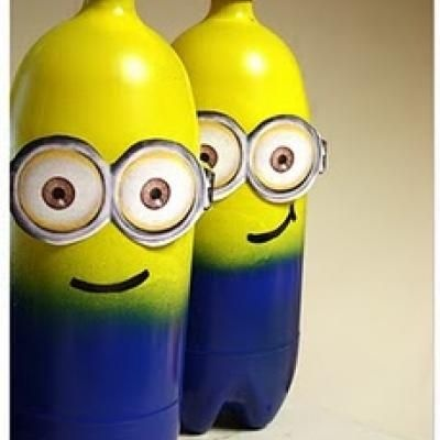 Lydia's 'guys' (despicable me) party ideas!