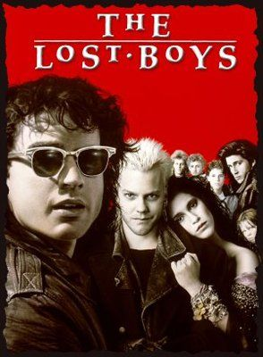 The Lost Boys (1987) movie #poster, #tshirt, #mousepad, #movieposters2