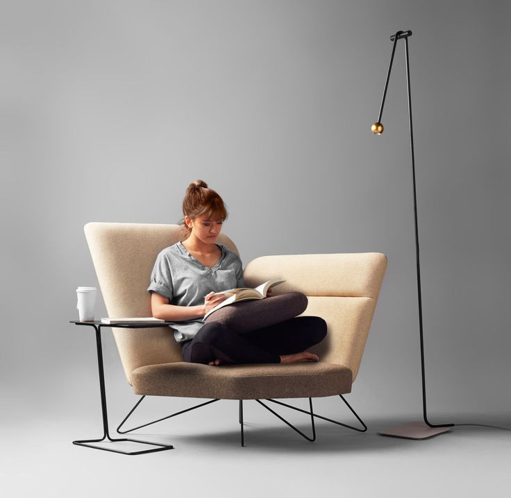 Furniture designer Ruoxi Wang designed the Take Me Away collection as a way to create a cozy corner in your space that lets you get away from reality.
