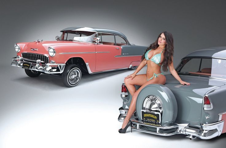 Old Chevy Trucks >> 1955 Chevrolet Bel Air Chantel Zales 01 Photo 33 | Rock ...