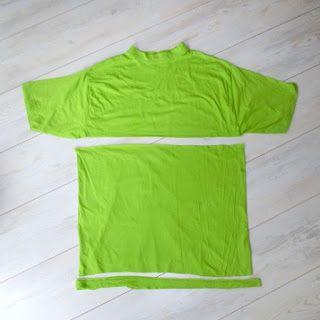 Doe het zelf: t-shirt draad