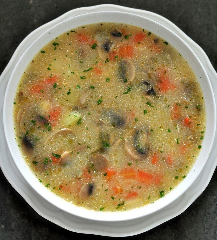 zupa pieczarkowa, zupa pieczarkowa z ziemniakami, zupa pieczarkowa przepis, przepis na zupę pieczarkową, pieczarki przepis, przepis na zupę, zupa przepisy