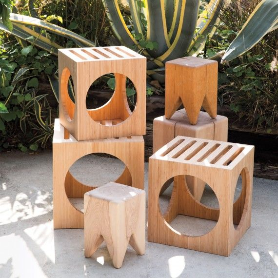 Beautiful handmade children's furniture from Kalon, a 2014 MS American Made winner we love.