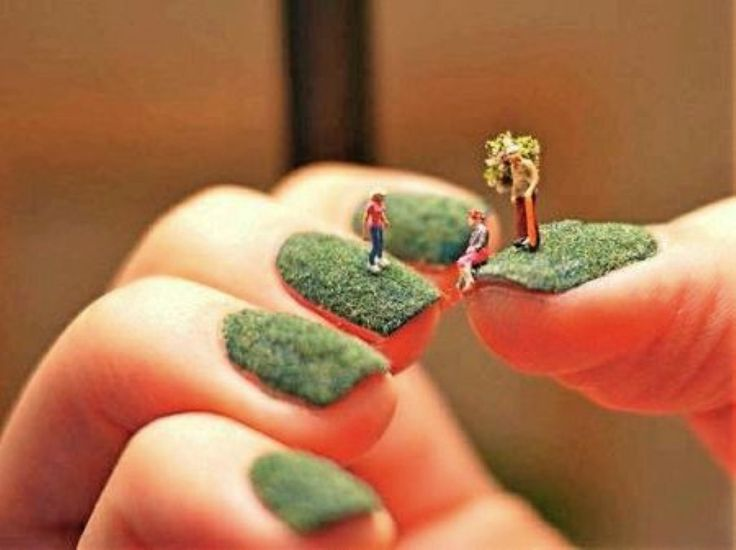 crazy nail art - Google Search - 27 Best Nails Images On Pinterest Make Up, Crazy Nails And