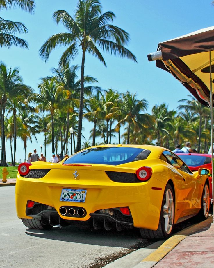 Ferrari 458.  Car of the Day: 29 June 2014.