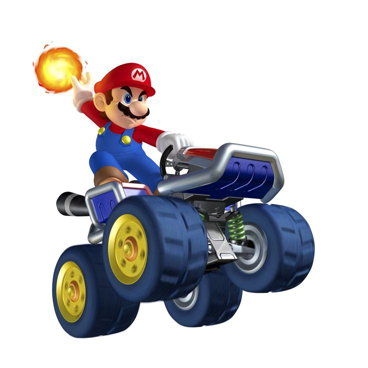 mario | Mario Kart 7 'Fastest Family' Competition Calls in a Celeb
