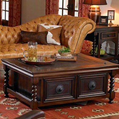 Rafaela Coffee Table | King Ranch