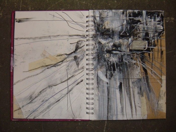 Sketchbook - The Advocate Art Blog The Advocate Art Blog