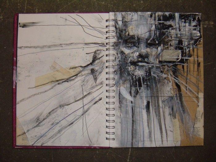 Sketchbook - The Advocate Art Blog The Advocate Art Blog