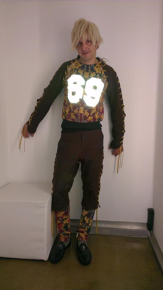 Mike by Luxefashion.de #male #men #fashion #show #desginer