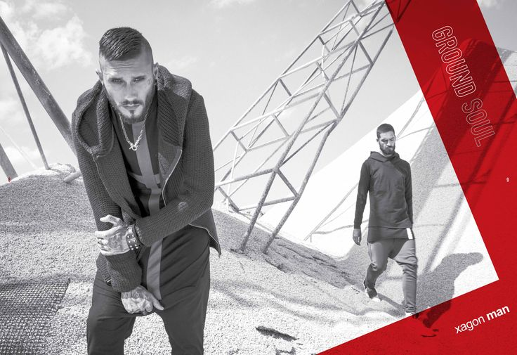 Outfit GROUNDSOUL by xagon man FW14/15 collection