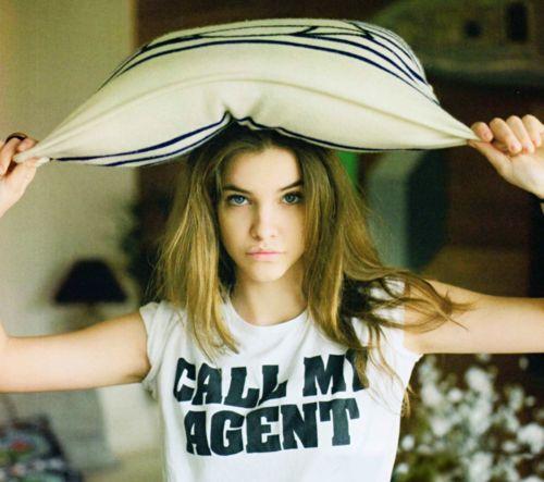 Barbara Palvin :Hungarian young model.