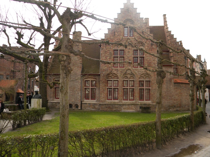 Minnewaterpark in Brugge