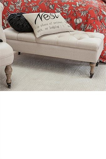 Furniture Collection - Occasional Ottoman from ezibuy 299.95