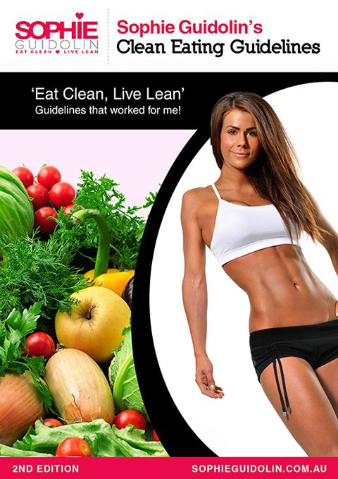 sophie guidolin clean eating guidelines pdf