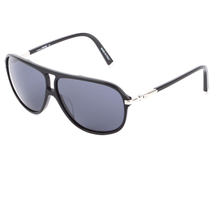 Gianfranco Ferre GF 921 01 Aviator Sunglasses – Black