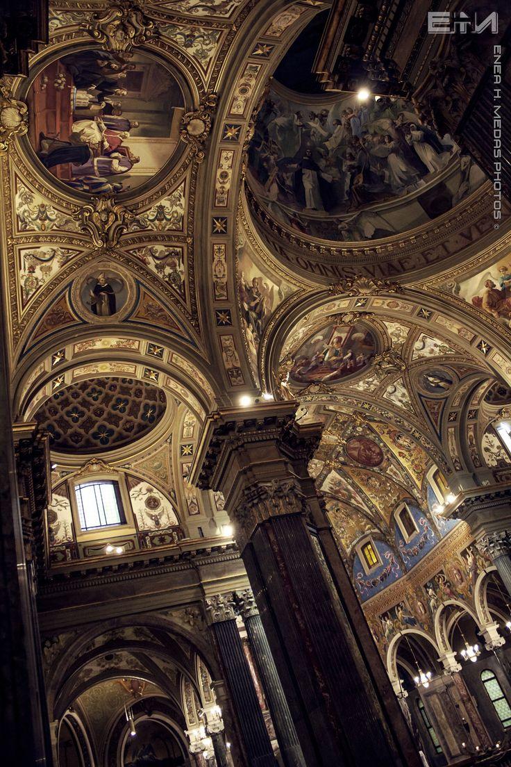 Santuario della Beata Vergine del Rosario di Pompei by Enea H. Medas  on 500px