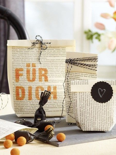 Vier Einfach Upcycling Ideen Fur Alte Bucher