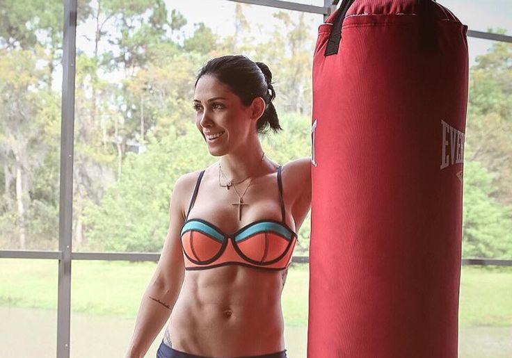 Bella Falconi revela seu treino pós-parto