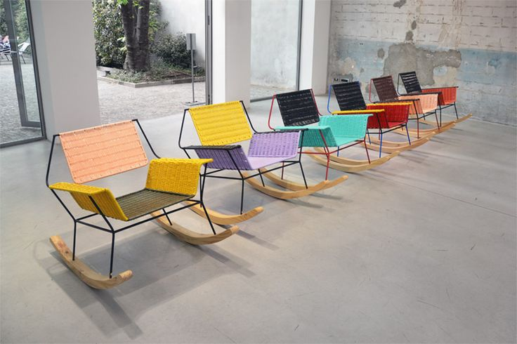 chairs at animal house by marni #milandesignweek #fuorisalone2014