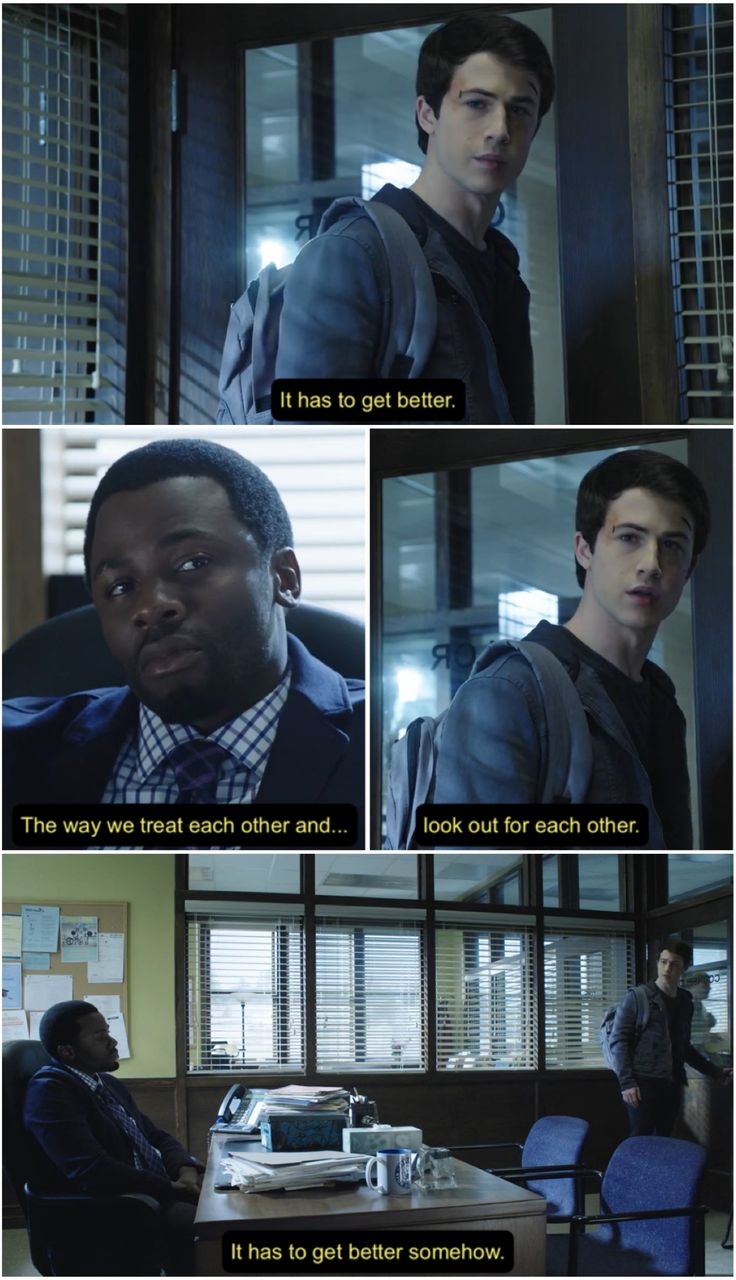 13 reasons why quote clay thinking suicide.. last episode