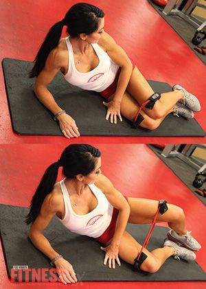 Fit Fast Booty Blast - A 30-minute butt-shaping workout.