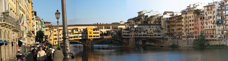 Ponte vecchio-arno-florence-np - Portale:Firenze - Wikipedia