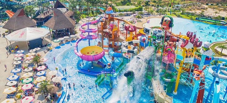 The World's First Cartoon Network Themed Water Park. We've taken Asia's #1 Cartoon Channel and transformed it into an all-ages immersive experience.