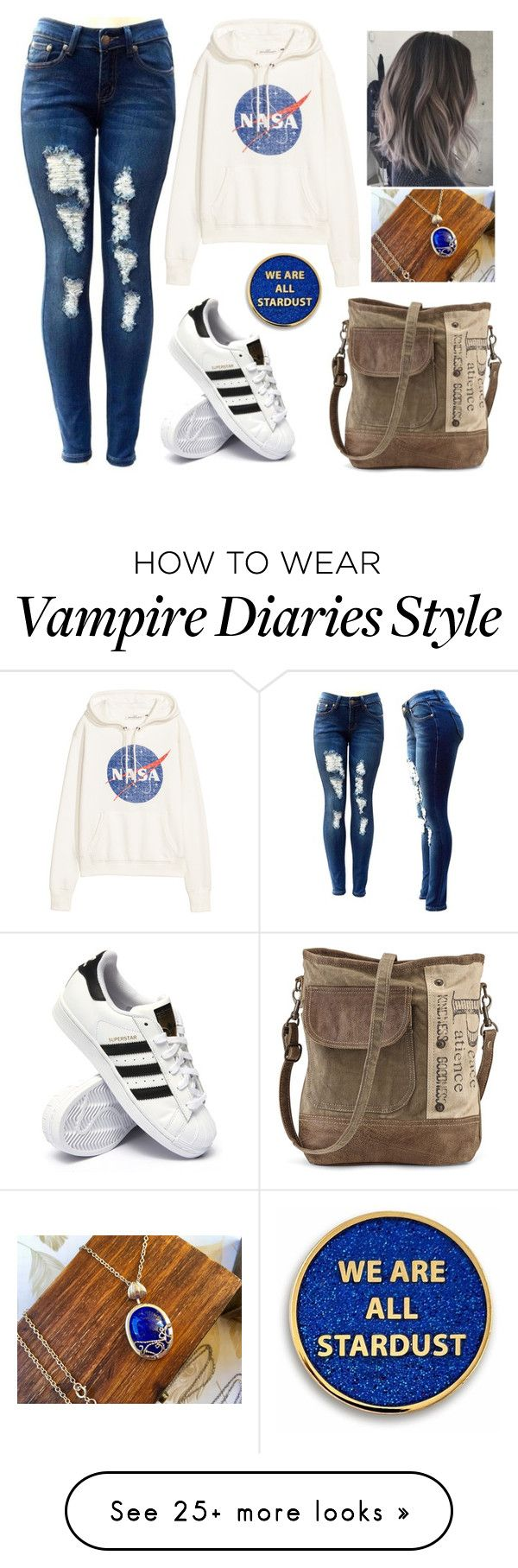"""Untitled #971"" by samantha1-a on Polyvore featuring adidas"