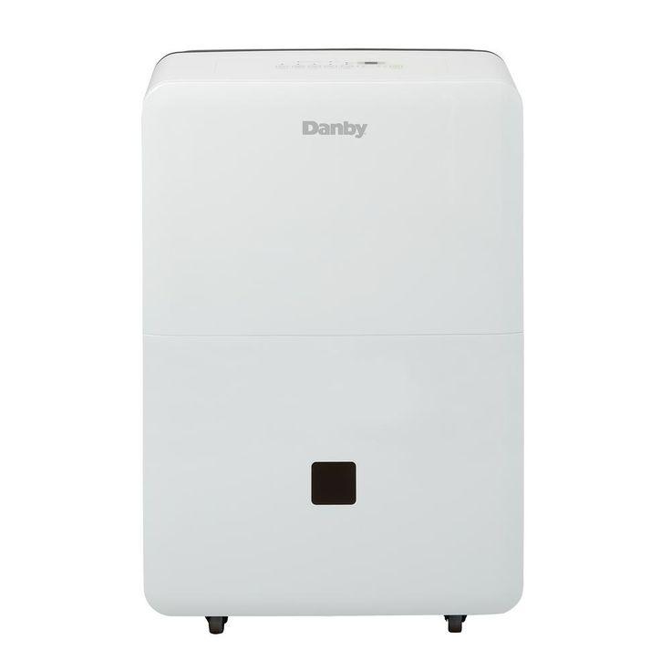 Danby 40pint dehumidifier with bucketddr040bjwdb the