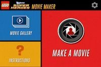 Lights, Camera, Action!!! Make your very own individual LEGO stop motion movie!    Set up a scene, take a picture, move the characters or scenery, take a picture, repeat, repeat, repeat until you've finished making your blockbuster!
