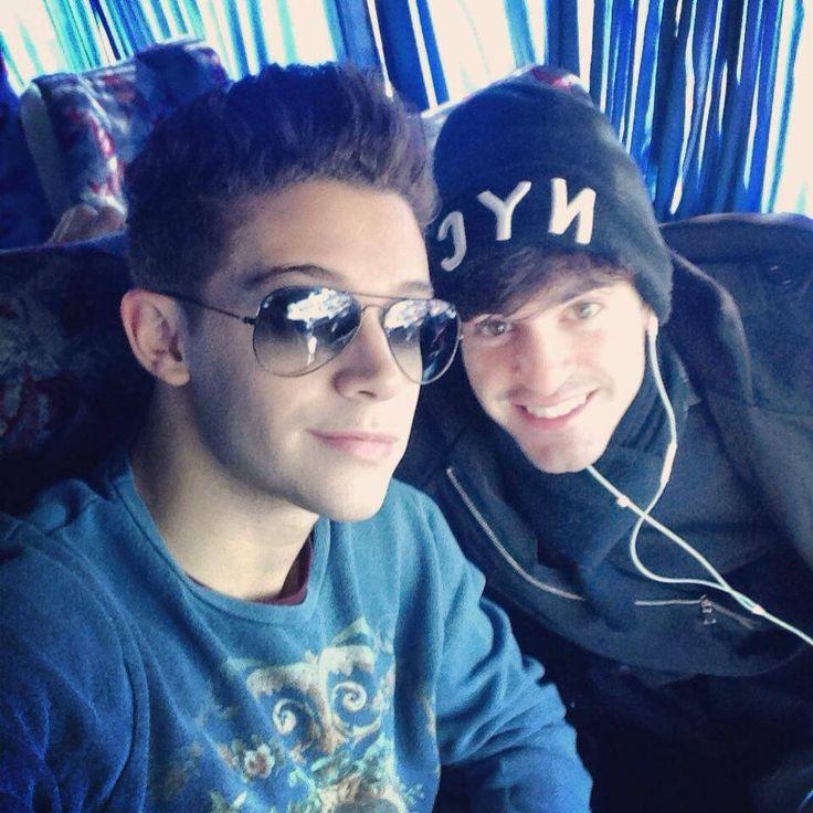 Ruggero y Nicolas