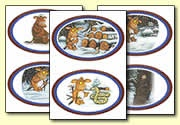 'The Gruffalo's Child' Sequence Cards