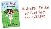 Illustrated edition of Food Rules, now available